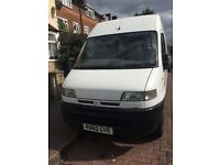Citroen RELAY-Cheap van,Quick Sale £550,O.N.O