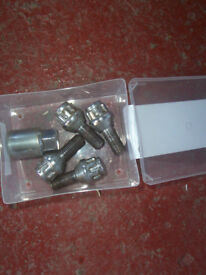peugeot locking wheel nuts