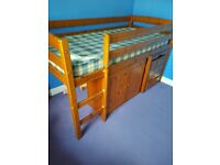 Single childs bed