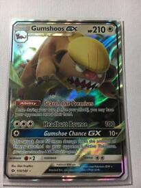 POKEMON CARDS GUMSHOOS GX - 110/149 - ULTRA RARE