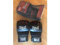 Everlast MMA Training gloves