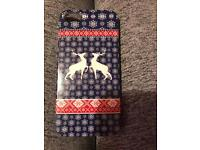 Christmas iPhone 5C phone case