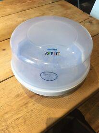 Avent steriliser microwaveable
