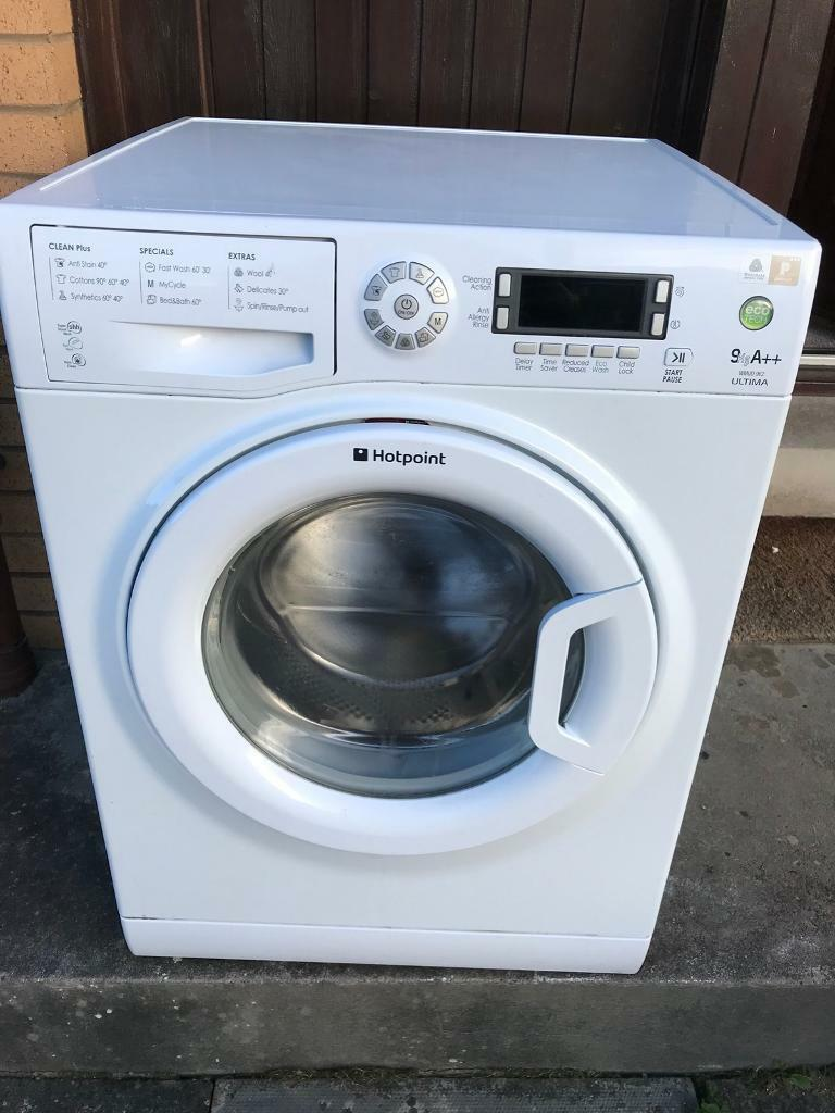 ***FREEE*** Hotpoint Washing Machine - BROKEN