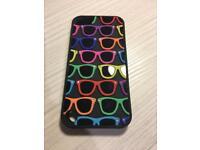 iPod case, Claire's sunglasses, great condition