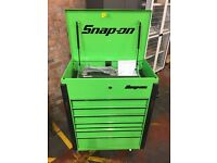"Snap on 36"" tool box tool cart"