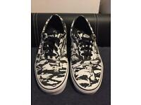 Star Wars stormtrooper vans