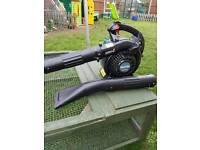 Makita BHX2501 petrol leaf blower