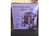 Rotating kebab grill - brand new in box