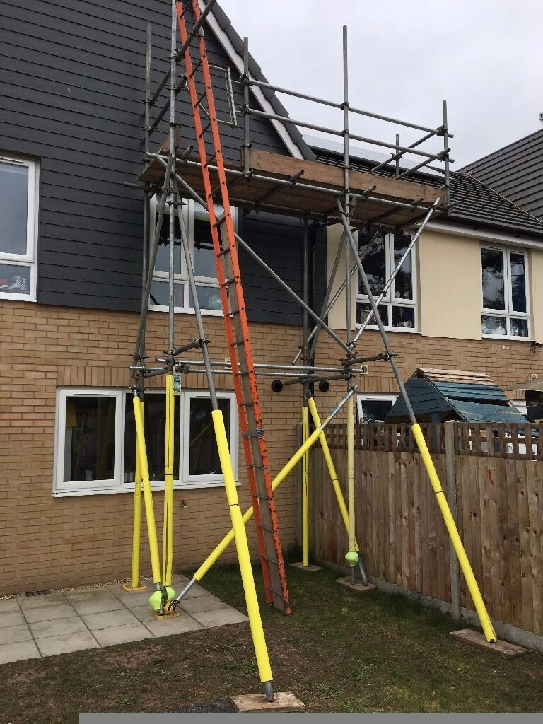 All Types Of Roofing Amp Scaffolding Work Undertaken From