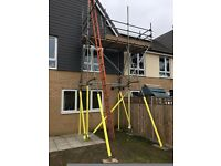 ALL TYPES OF ROOFING & SCAFFOLDING WORK UNDERTAKEN. FROM SMALL REPAIRS TO COMPLETE RE ROOFS.