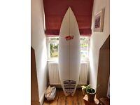 """Surfboard - TIKI - 6'10"""" x 21 ½"""" x 2 ¾ """" - 42.4l"""