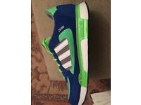 2pairs new Adidas trainers size 11 reluctantly selling