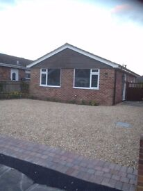 2 BED BUNGALOW TO RENT