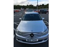 Mercedes C220 2009 LOW MILES MAY PART EX £6250 ONO
