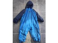 Waterproof all in one 12-24months