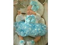 REBORN DOLL REBORN BABY GIRL LOTTIE SUITABLE FOR CHILDREN FROM 4YRS NOW A PLAY DOLL