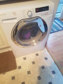 Hoover 1400 Spin 8kg & 5kg Washing Machine & Tumble Dryer