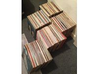 Classical collection over 700 Vinyl Records