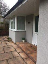 Bungalow for sale 8 miles from Exeter