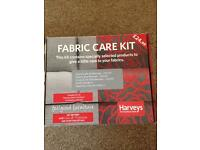 Fabric care cleaning kit