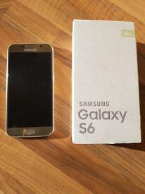 Samsung galaxy s6, 32gb. Unlocked