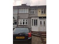 Newly decorated 3 bed house in Dagenham RM9, Part DSS Accepted