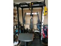 Complete gym set