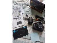 Nikon D D5200 24.1MP Digital SLR Camera - Black (Body Only) 6245 Shutter Count