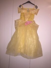 Disney Bella dress from Disney store never been worn brand new condition smoke free environment