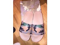 Valentino Slides/ Sliders / Slippers