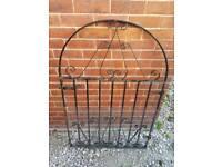 Large fence gate