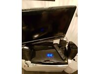 Samsung dvd and surround sound system. Home cinema system ht-x200