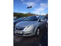 60 plate Vauxhall Corsa 1.0 l, Cheap to run and insure