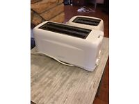 Cookworks Toaster In Good Condition Used