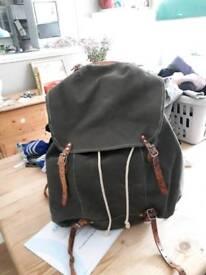Vintage Swedish rucksack