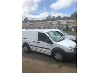 60 Reg Ford Transit Connect Crew Cab (Factory 5 Seater)