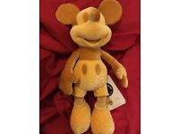 Swap mickey memories march for February plush