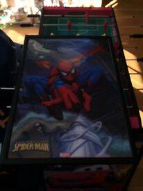 Poster spider man framed 3D