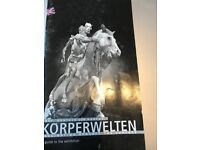 Korperwelten (fascination beneath the surface) a guide to the exhibition