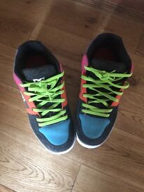 DC Trainers, only worn once. Size 11.