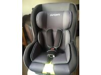 Pampero Dumpling isofix group 1 child's car seat