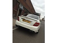 Mercedes C63 AMG Edition 125 Sport Pack 2011