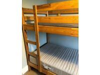 Single IKEA bunk beds