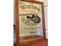 Southern Comfort Pub Mirror