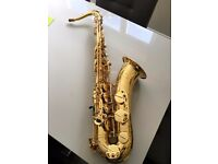 Yamaha Custom 82Z 02 Tenor Saxophone for sale 12 months old priced to sell