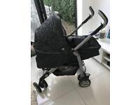 Silver Cross 3D Pram/Push Chair