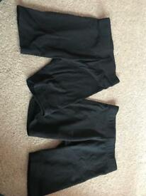 Girls school cycling shorts- age 4-5