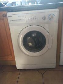 Washing machine 6 kg
