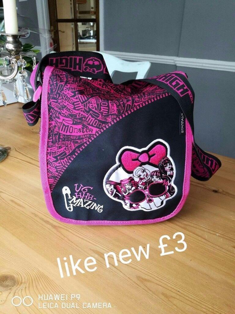 Monster High bag